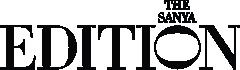Edition white booking widget block logo